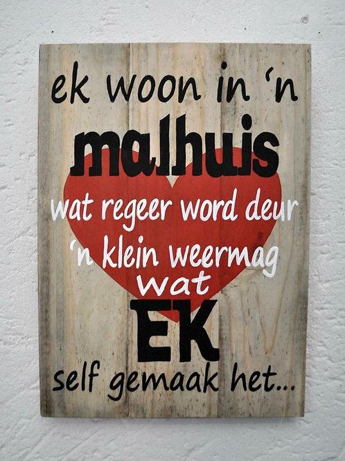 Malhuis