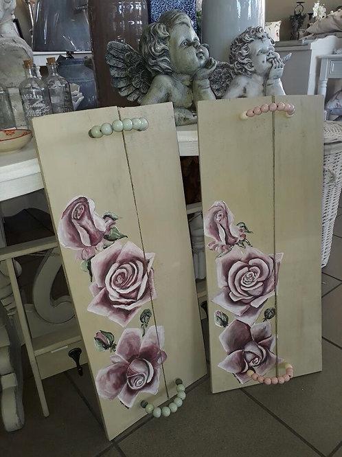 Rose Tray/platter
