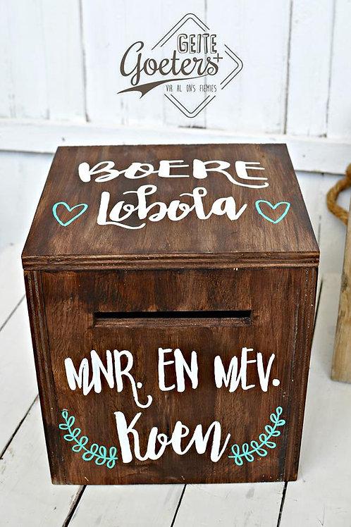 Lobola Box