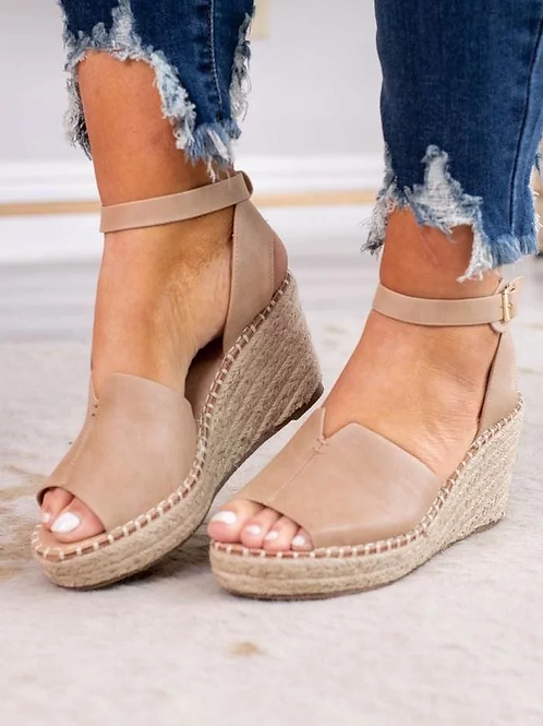 Lilly wedge