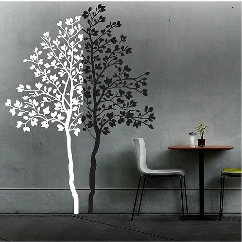 Two Tone Trees