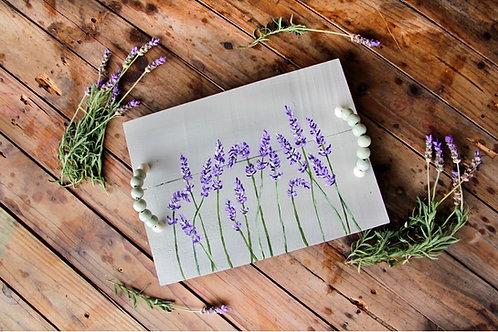 Lavender Tray/platter