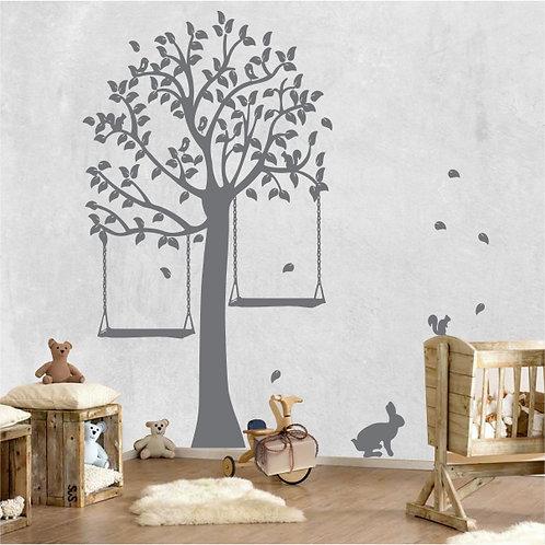 Tree & Bunny