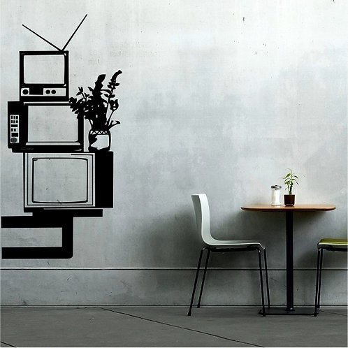 Retro Television sets
