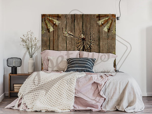 Headboard Windmill