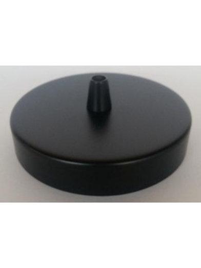 METAL CEILING CUP (BLACK)