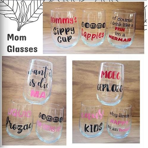 Mom Glasses