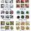 Thumbnail: Square Coasters (LH)