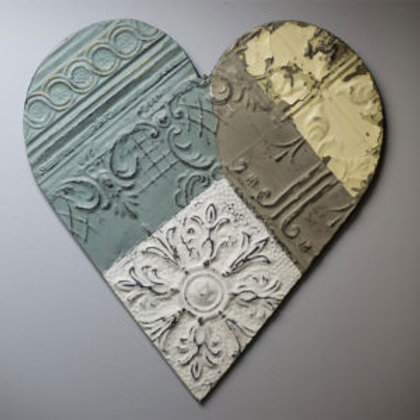 WHOLESALE Pressed Ceiling Heart