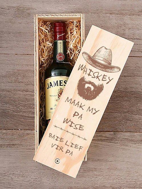 Whiskey Box only