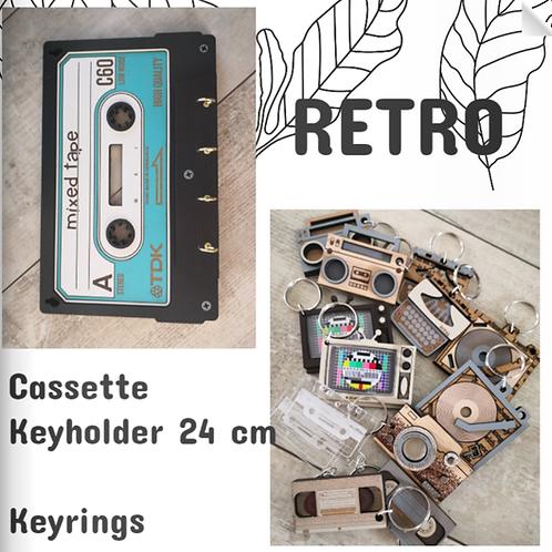 Cassette Keyholder