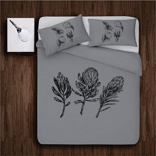 Bedding Protea Sketch