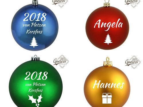 Christmas Balls Set of 12