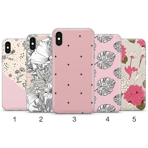 Phone Case Cover: GiftFlora Flowers Rose Pink Love Gift Peony Beautiful Personal