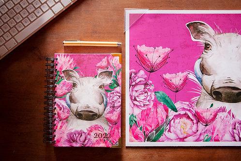 Combo Lessenaarblok en Dagboek
