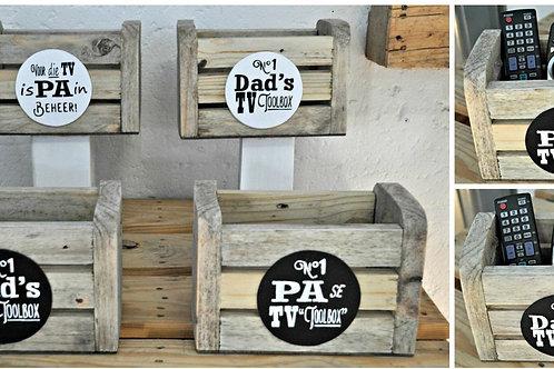 No 1 Pa TV Toolbox/ No 1 Dad Tv Toolbox