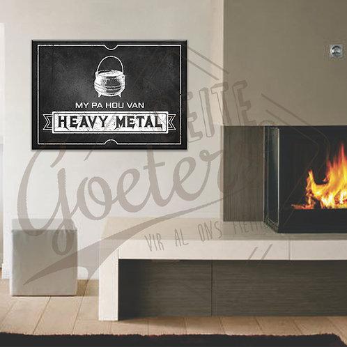 Heavy Metal Potjie