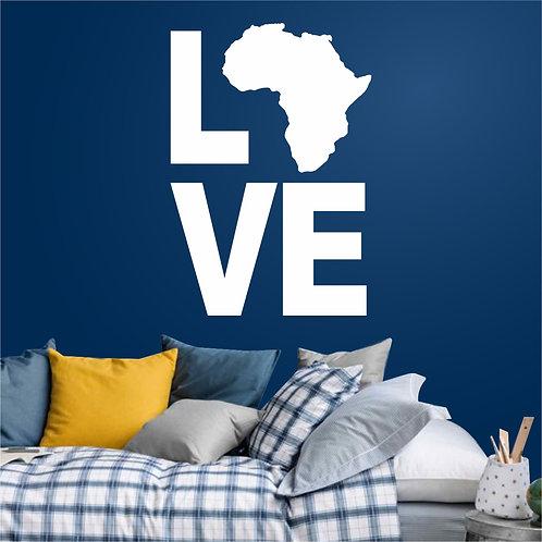 Large Wa036 - Love Africa