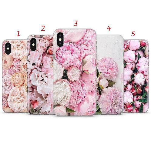 Phone Case Cover: Peonies phone case
