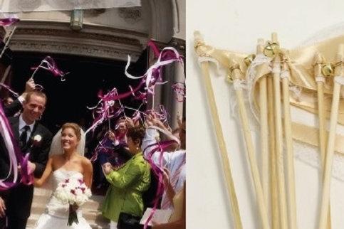 Wedding Ribbon Bands
