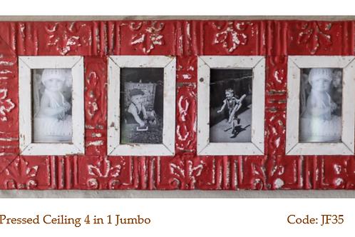 WHOLESALE Pressed Ceiling 4 in 1 Jumbo JF 35