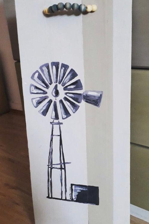 Windmill tray/platter