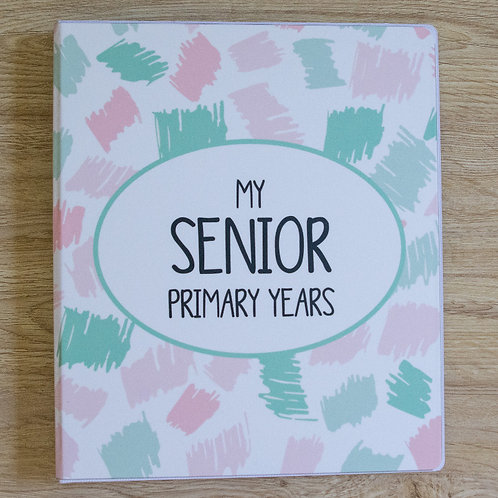 Senior Primary Album – Girls (Edgy Cover)