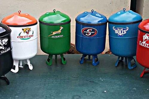 Rugby Logo Design Ice Bucket/ ysbak