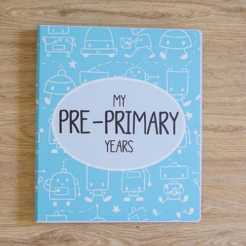 Pre-Primary Album – Boys