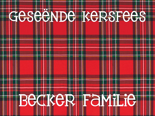 BF Family CHECKERS Placemats PVC Vinyl Set of 6