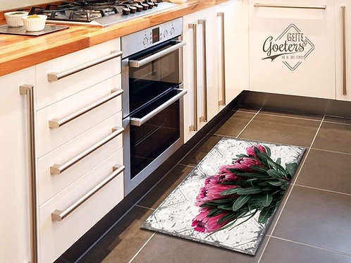 Protea Pink Bunch rug