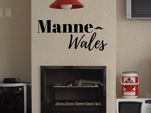 Vinyl: Mannewales