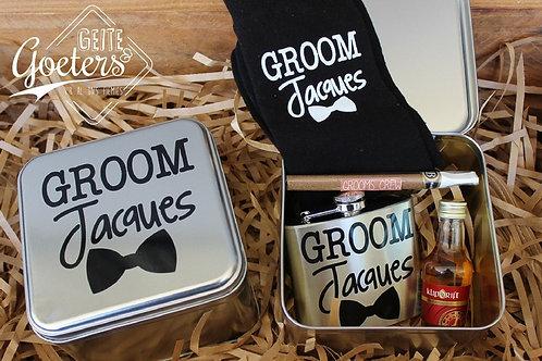 Custom Groom Box 1