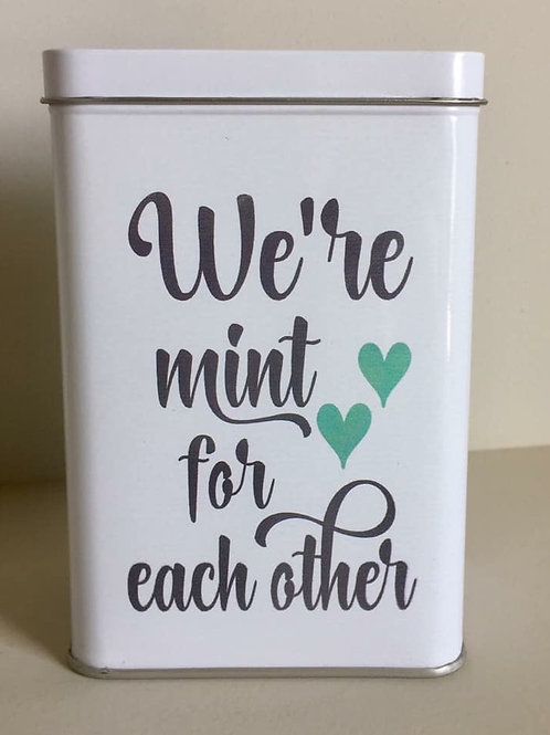 Mint for each other