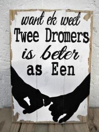 Twee Dromers - Small