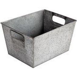 Galvanised Crate