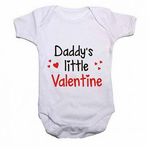 Valentines Onesie Mamma/Pappa