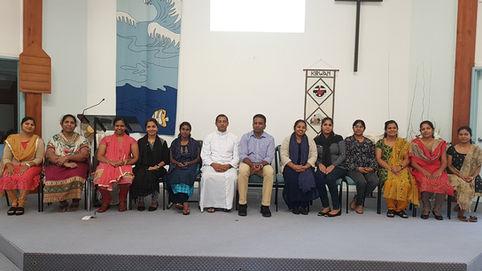 Safer Church Training