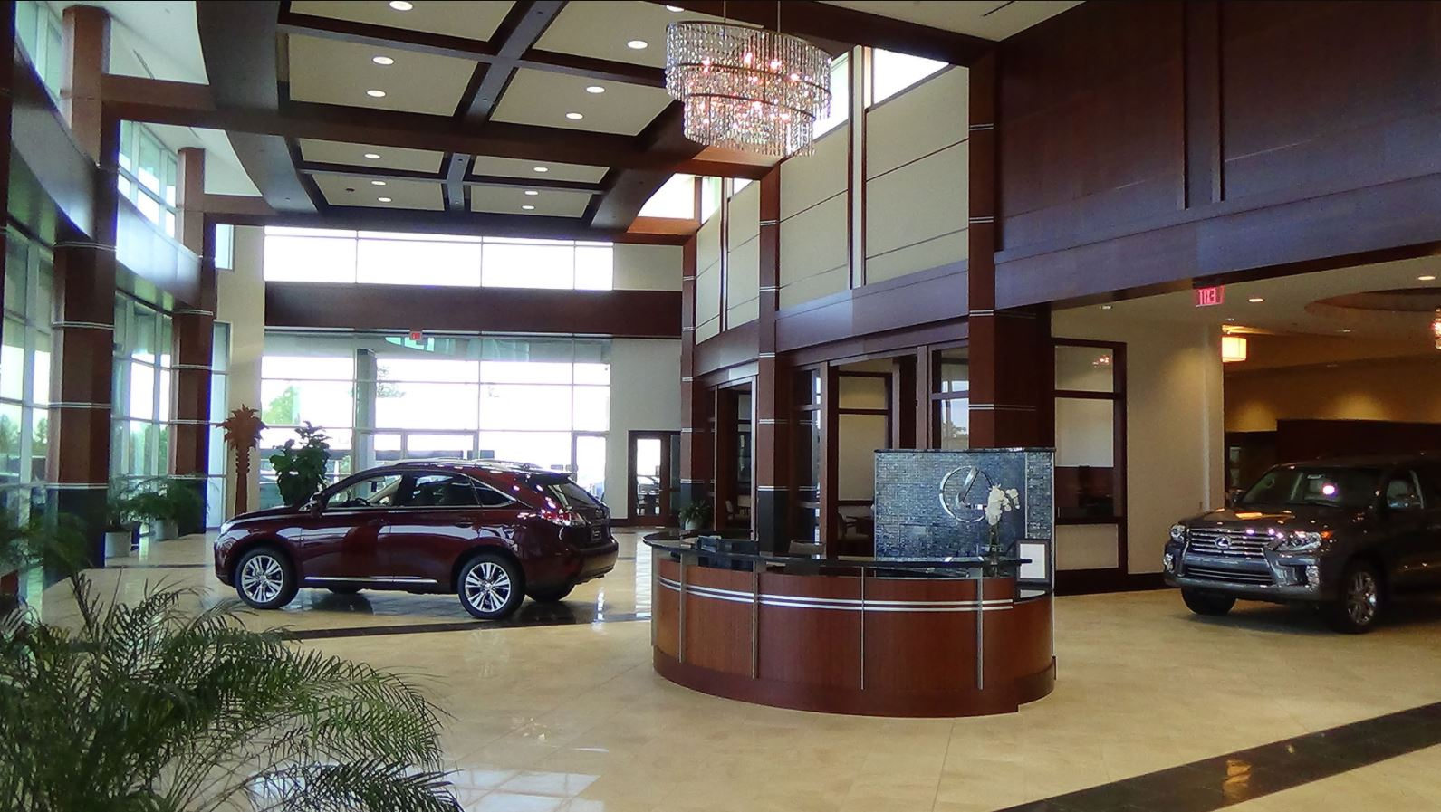 Client Lexus Dealership