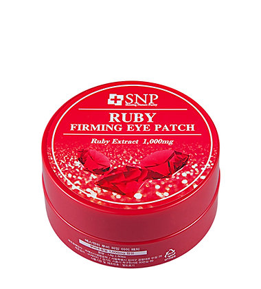 SNP Ruby Firming Eye Patch(60 pairs)