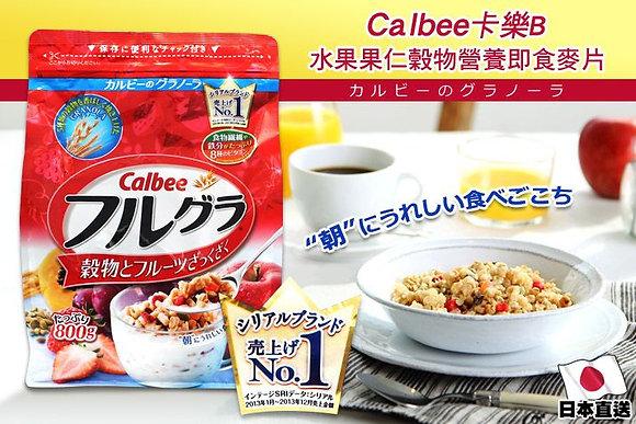 Calbee Fruit Cereal