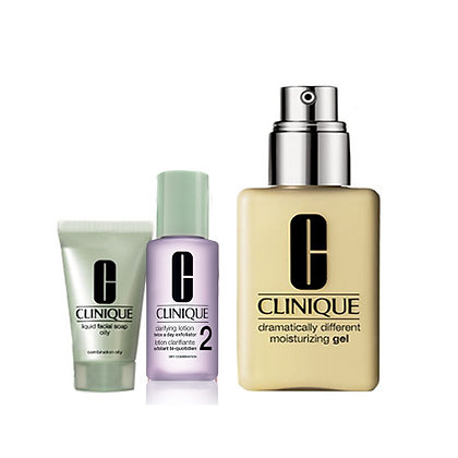 Clinique 3-Step Skin Care #3 #4