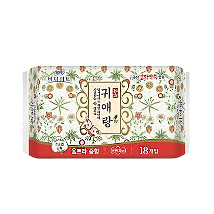 Sofy Guiarang 韓方中草藥衛生巾 中型