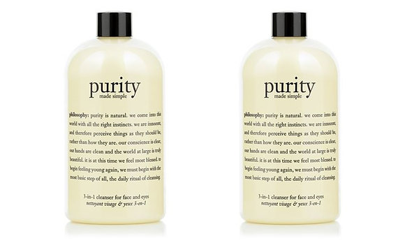 Philosophy Purity One Step Cleanser DUO SET