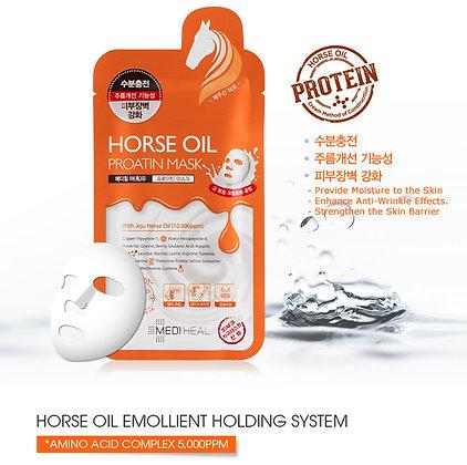 Mediheal Horse Oil Protein 3X Mask (3Step)