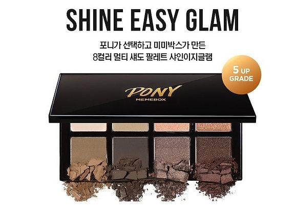 PONY Memebox Shine Easy Glam1