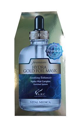 A.H.C Hydra Gold Foil Mask
