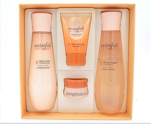 Etude House Moistfull Collagen Skin Care Special S