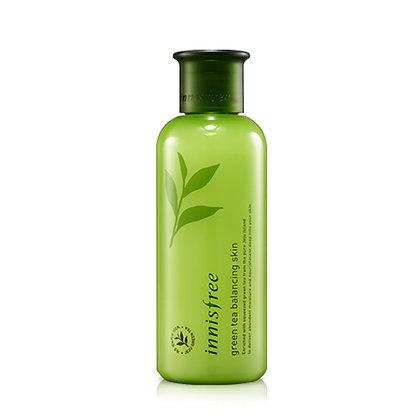 Innisfree 綠茶平衡爽膚水