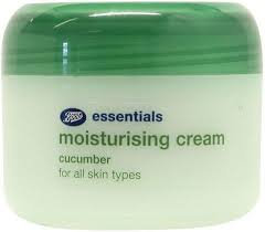 Boots Essentials Cucumber Moisturising Cream